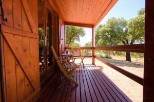 cabin lodge alentejo maroteira