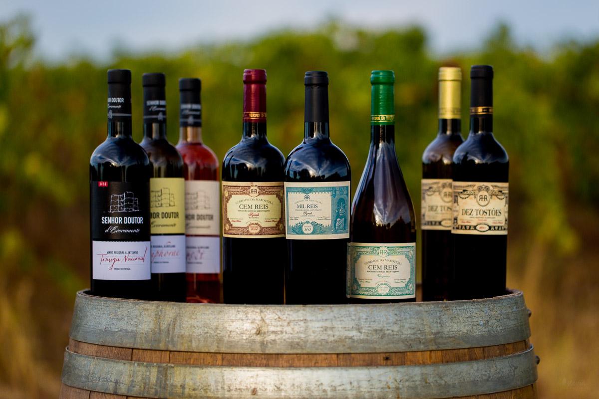 maroteira wine alentejo