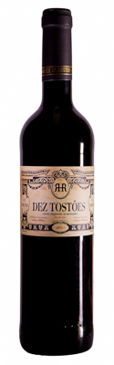 red wine dez tostoes