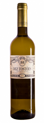white wine dez tostoes